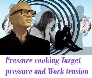 Target pressure
