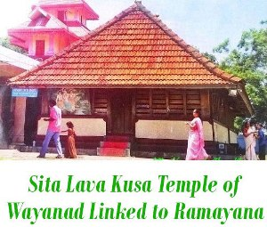 Sita Lava Kusa Temple of Wayanad