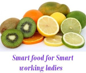 food for working ladies