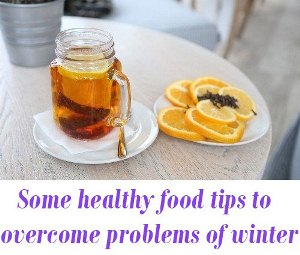 healthy food tips for winter