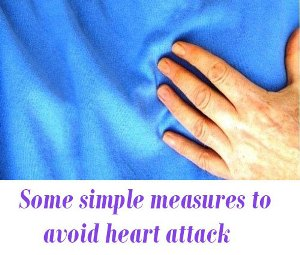avoid heart attack