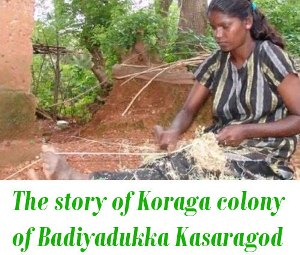 Koraga colony of Badiyadukka