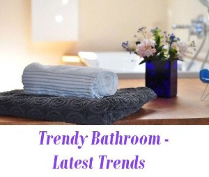 Trendy Bathroom