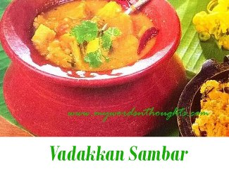 malabar sambar