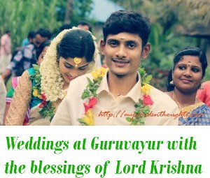 Weddings at Guruvayur