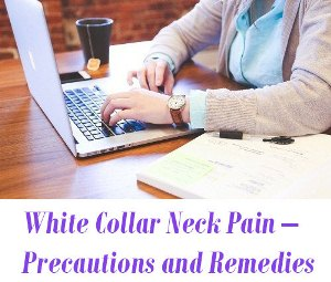 White Collar Neck Pain