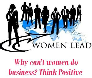 woman at business