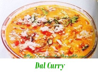 dal curry