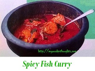 spicy fish