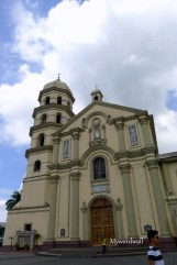 San Sebastian Cathedral, seat of the Archdiocese of Lipa, Batangas