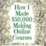 $ 50.000+ di reddito passivo creando corsi online [passo-passo]