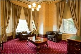 Foyer and lounge at WorldMark Resort Ballarat