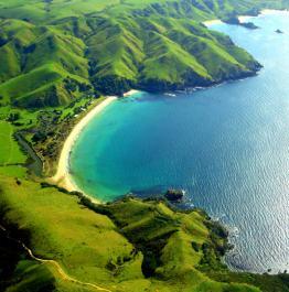 Taupo Bay NZ