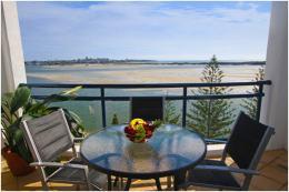 WorldMark Resort Golden Beach apartment balcony