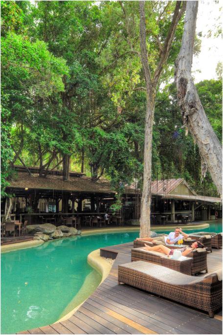 Ramada Port Douglas pool