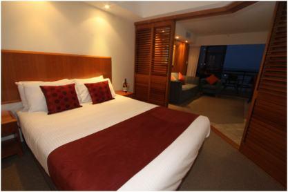WorldMark Resort Golden Beach bedroom