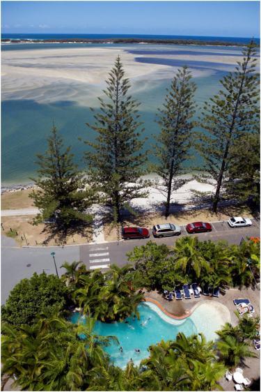 WorldMark Resort Golden Beach pool