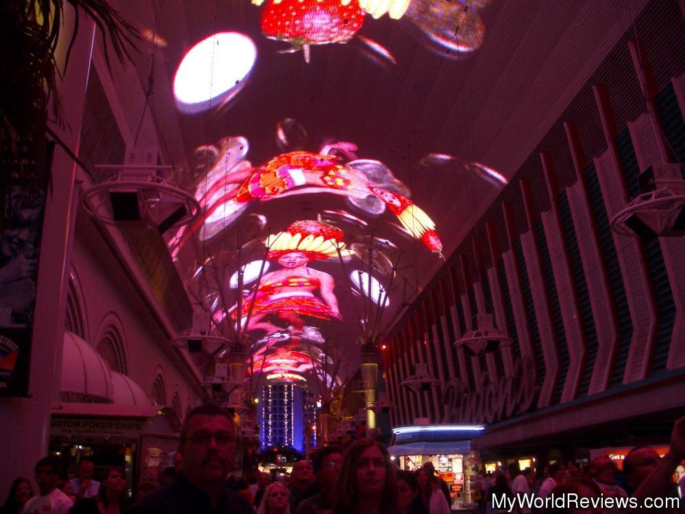 Review Of Fremont Street Experience At Myworldreviews