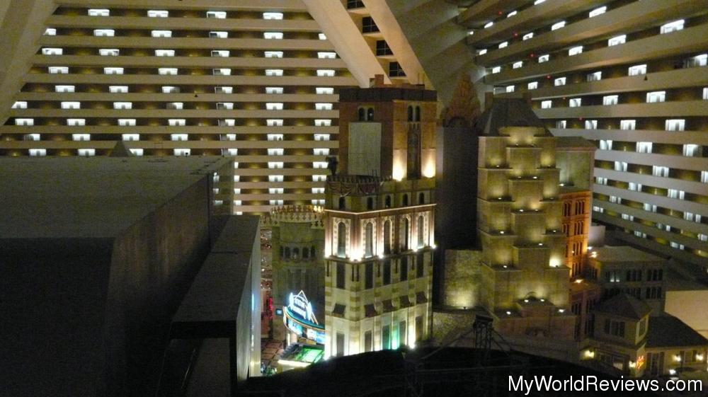 Review of Luxor Hotel at MyWorldReviewscom