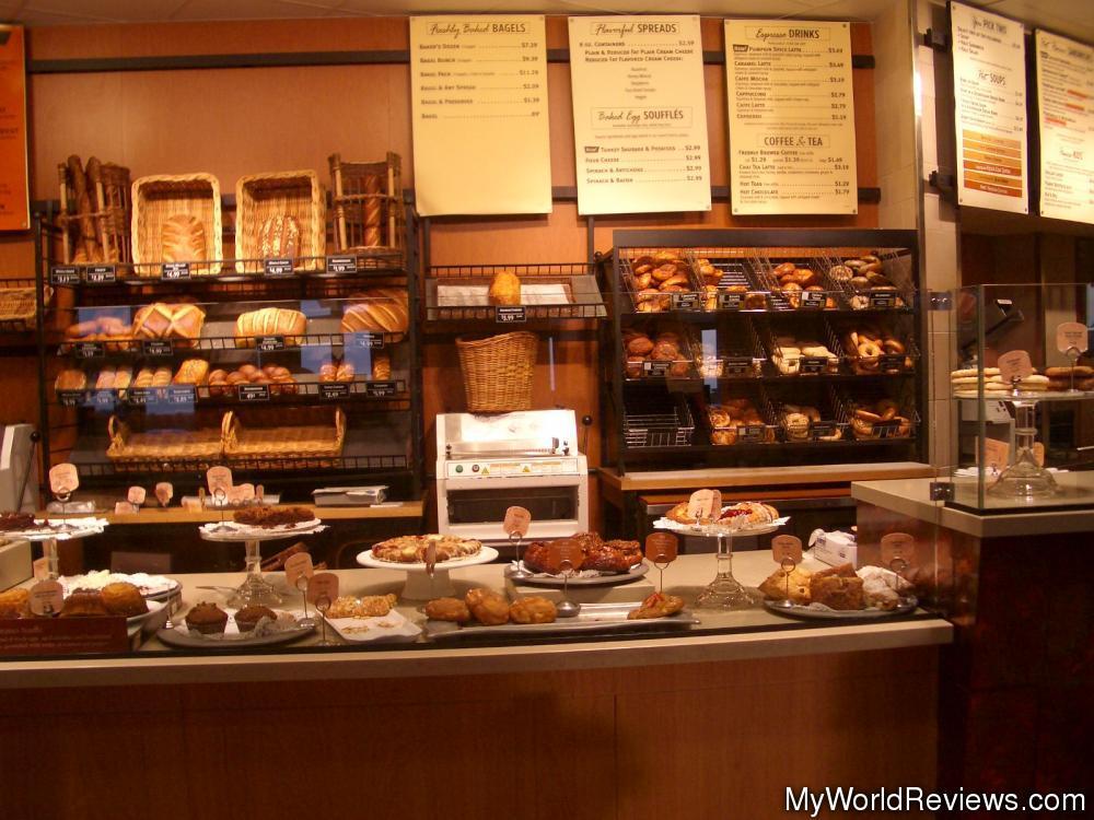 Review Of Panera Bread At