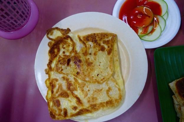 Murtabak-Halal-Zam Zam-Singapur-Bugis