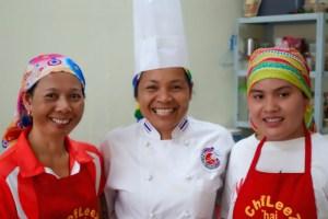 Bangkok, Kochschule, Chef LeeZ