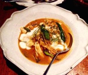Naam, Bangkok, Restaurant, Tom Ka Gai
