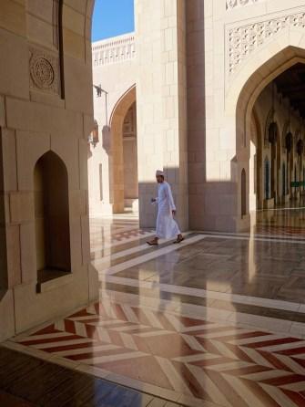 Oman, Maskat, Sultan Qabus Moschee