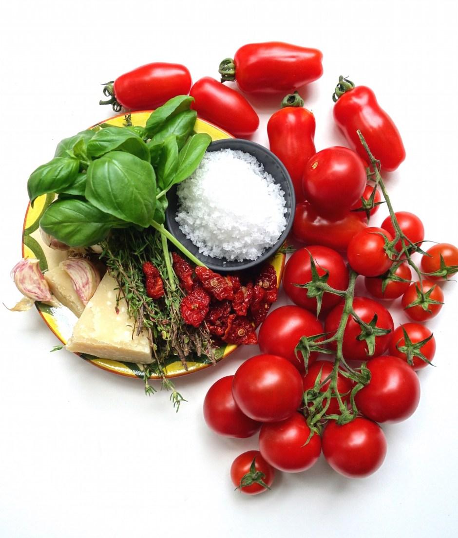 Beste Tomatensauce der Welt