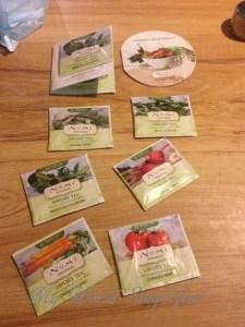 Review: Numi Organic Savory Tea's
