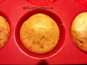 silicone muffin