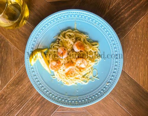 Shrimp Scampi_