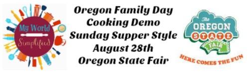 Oregon Fair banner