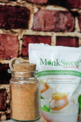 Dry Barbecue Rub with #MonkSweet