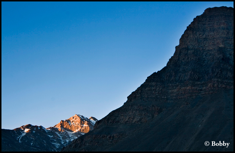 Early morning in Tabo Village