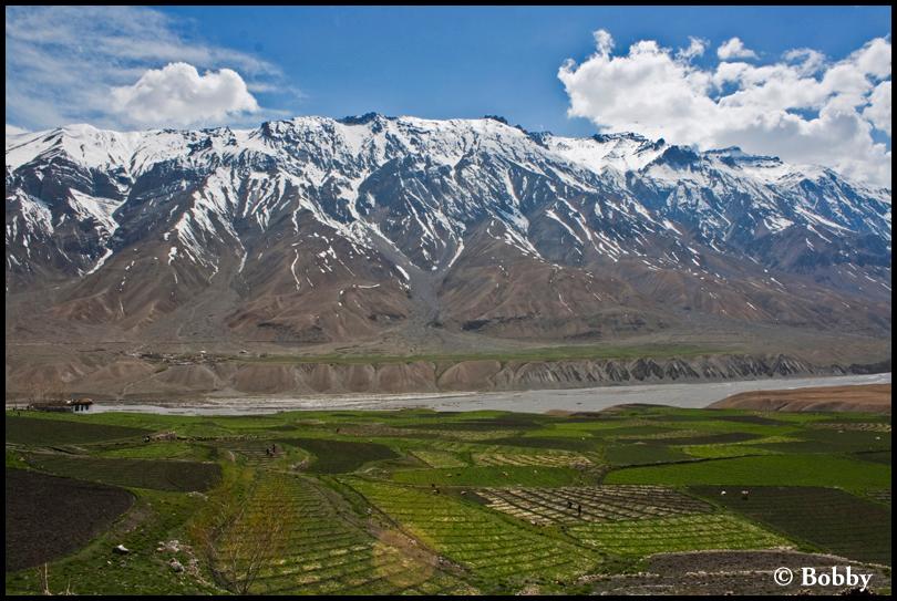 The views at Kaza.