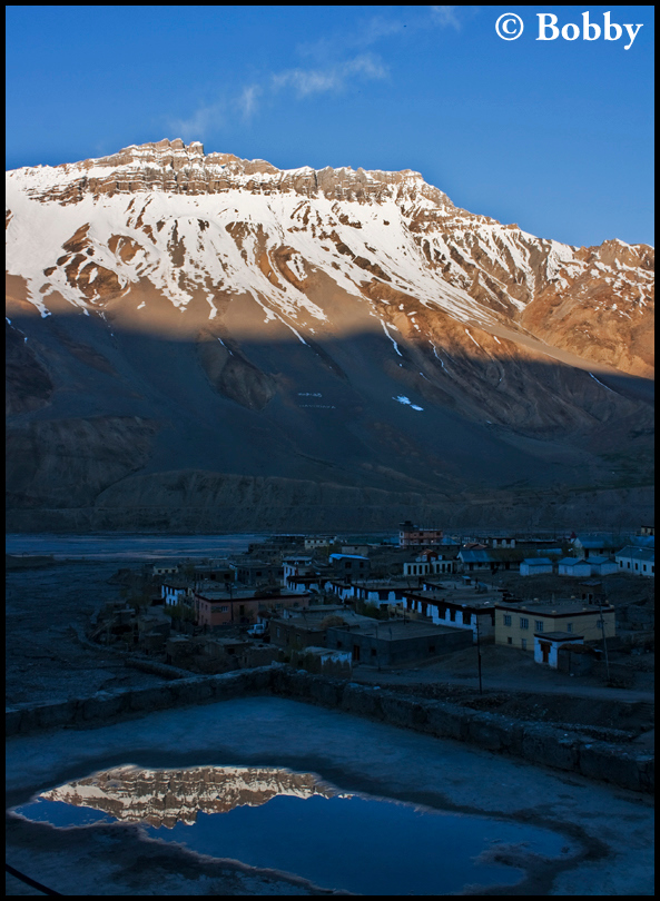 Early Morning at Kaza.