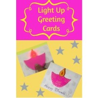 Paper Circuits - DIY Light Up Greeting Card