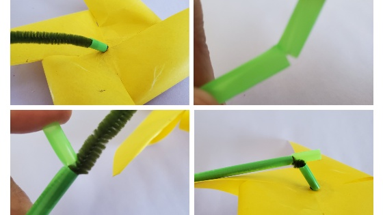 alternative method for pinwheel