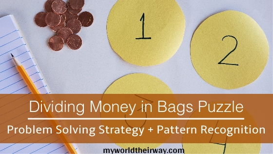 Dividing Money in Bags Puzzle