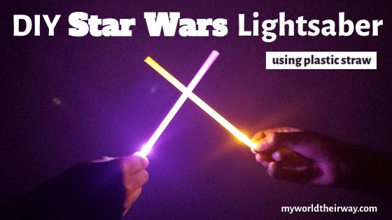 Diy Star Wars Lightsaber