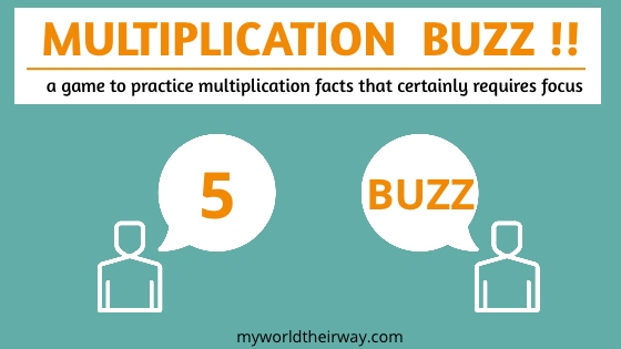 Multiplication Buzz