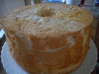 daffodil cake, french apple tart 009