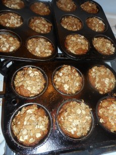 banana nut muffins 6-16 001