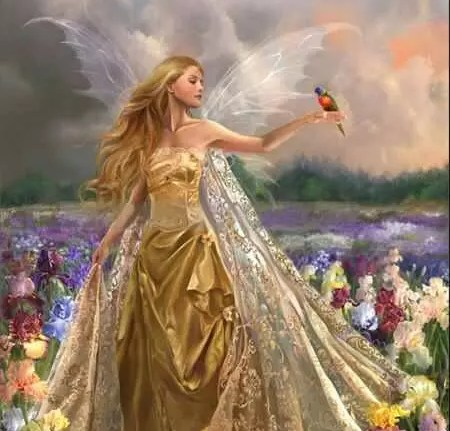 A VISION UPON THE FAIRY QUEEN 1
