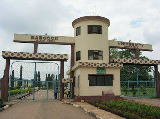 BABCOCK DECLARED A STUDENT WITH 4.90 CGPA OVER 4.91 CGPA AS BEST GRADUATING STUDENT 1