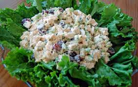 RECIPE FOR CHICKEN SALAD WITH BACON, LETTUCE AND TOMATO 3