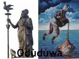 THE CREATION OF THE WORLD: A YORUBA MYTH 1