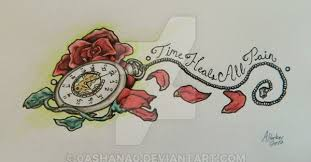 DOES TIME REALLY HEAL? 1