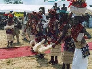 Obitun: Initiation of girls into womanhood in Ondo Town 1